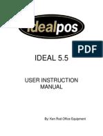 User manual 5.5