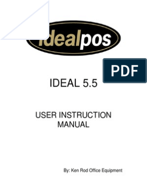 User manual 5 5 | Point Of Sale | Ip Address
