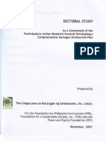 Sectoral Study