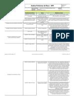 FORM.sst.01 - Análise Preliminar de Risco