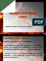 PREVENÇÃO CONTRA INCÊNDIO.ppt