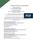 Links to Thoreau/Einstein Performance Pieces and DVD Series