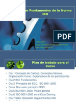 Taller Fund-Norma ISO