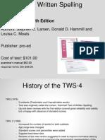tws-4 1