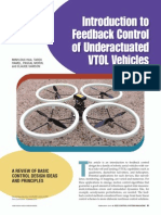 Introduction to  feedback control of underactuated VTOL Vehicles.pdf