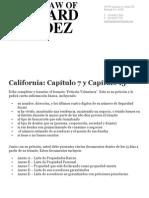 Bancarrota en CA