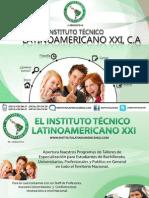 Presentacion Del Instituto