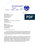 GLIFWC Comment on PolyMet SDEIS
