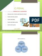 Derecho Penal. Antecedntes