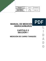 Cap-3 Medición de Carro Tanques
