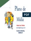 Plano de Mídia - Antonio L Bertolo