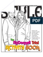 The McDonnell Trial Activity Book