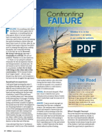 Confronting Failure, Building Resilience