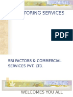 Factoring Services Ppt