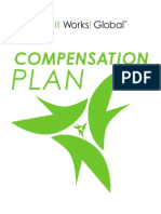 It Works Global Compensation Plan