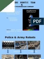 Explorers Robotic Team-farshad yazdi-tafresh university