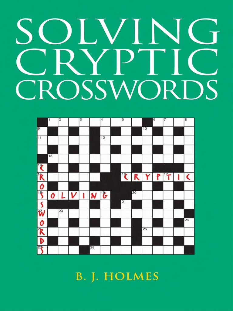 Solving cryptic crosswords crossword linguistics ccuart Gallery