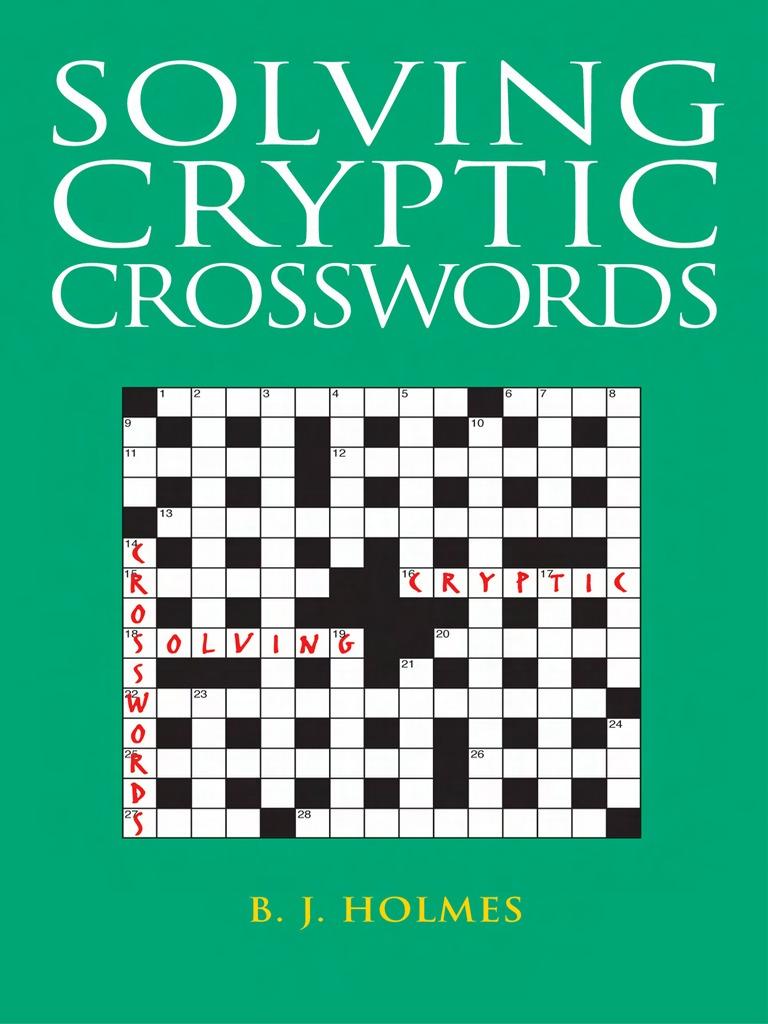 Solving cryptic crosswords crossword linguistics ccuart Choice Image
