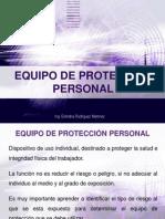 Tema 9 Equipo de Protección Personal.