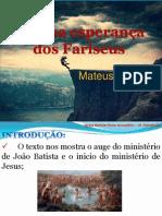 A Falsa Esperança Dos Fariseus - N Badem
