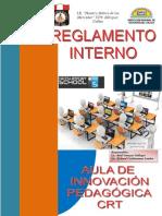 Reglamento Interno Aip-crt 2014