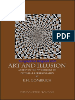 Gombrich, Ernst. Art and Illusion
