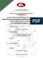 planificacion JCH
