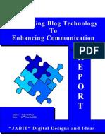 blog technology