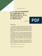 IDENTIFICACIONES_PSICOANALISIS