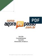 PDF AEP BACEN Contabilidade Apostila AlexandreAmerico