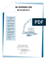 Brochure HBG Ingenieros Ltda