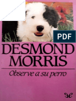 Observe a Su Perro de Desmond Morris r1.0
