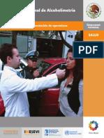 Programa Nacional Alcoholimetria