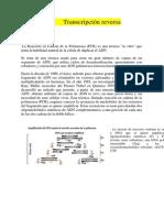 Transcripción Reversa i Microscopia Electronica (2)