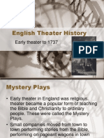 English Theater History Part 1[1]