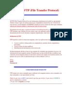 Comandos de FTP