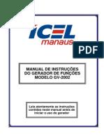 Gerador de Funções ICEL-GV2002