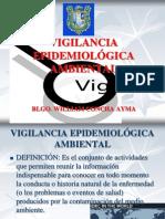 VIGILANCIA EPIDEMIOLOGICA AMBIENTAL