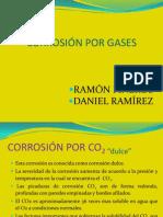 Corrosion Por Gases