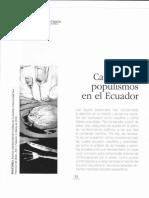 Caudillos y Populismos en El Ecuador - Juan J. Paz y Miño (Articulo)