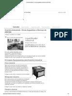 Cozinha Industrial – Dic..