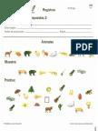Animales WISC IV