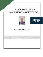 Saint Germain - Instruccion de Un Maestro Ascendido