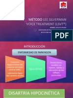 Método Lee Silverman Voice Treatment (LSVT®)