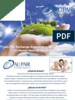 2013 Presentación AuPair Exchange ARGENTINA