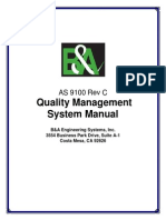 B&a-AS9100c BA Quality Manual