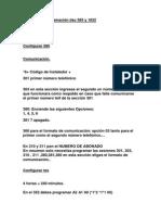 Tutorial de Programación Dsc 585 y 1832