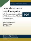 The Data Center As a Computer