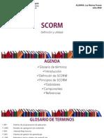 Modelo SCORM - Luz M Franco