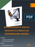 Sistema Experto Para El Diagnostico Medico de Enfermedades